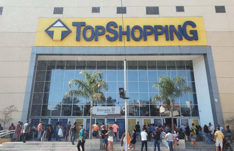 Lojas do TopShopping abrem 19 novas vagas de emprego