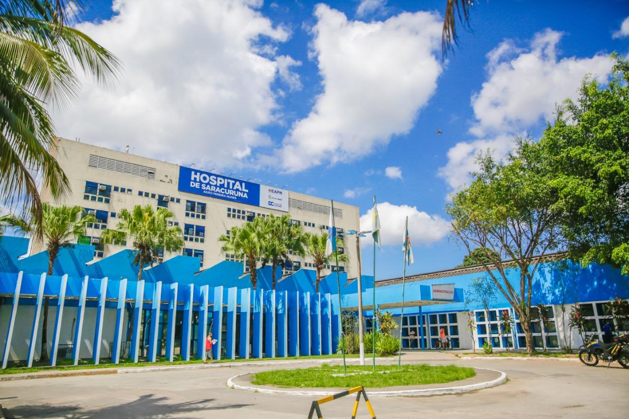 Hospital de Saracuruna realiza  mutirão de cirurgias ortopédicas