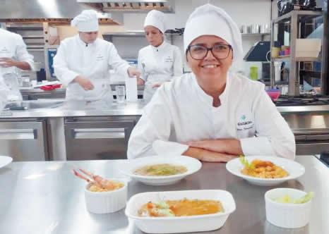 Universidade Estácio oferece curso  de Gastronomia em Nova Iguaçu