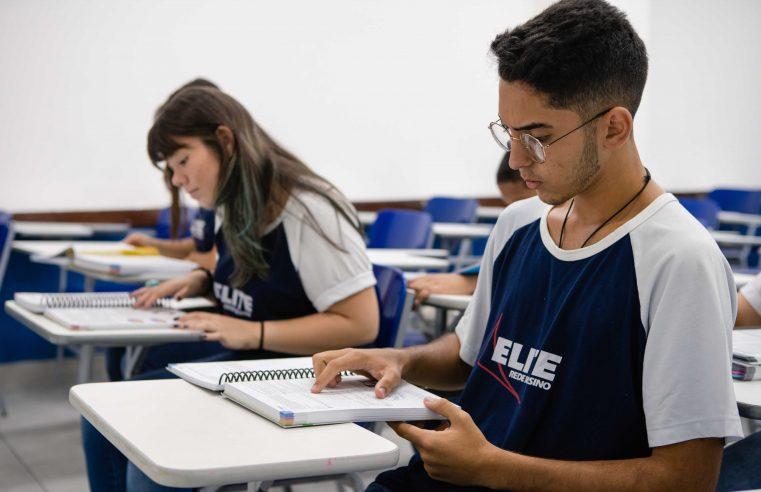 Inscrições abertas para o Bolsão  2021 no Elite Rede de Ensino