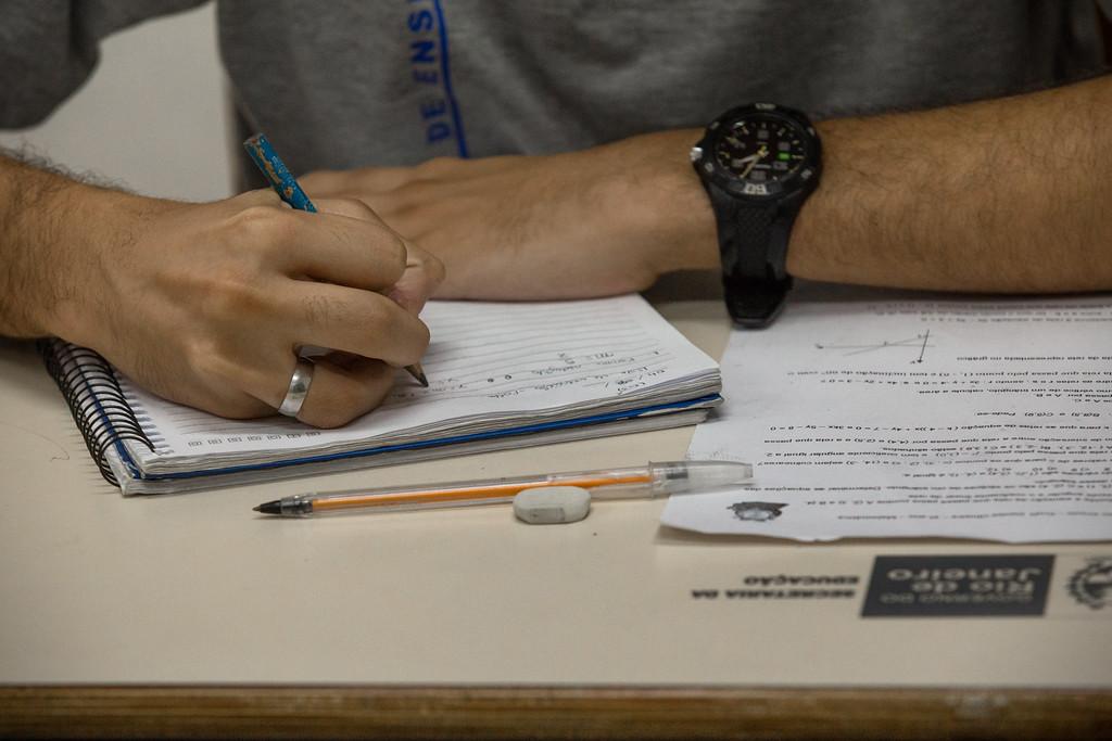 Prazo para confirmação de matrícula na  rede estadual termina nesta quinta-feira