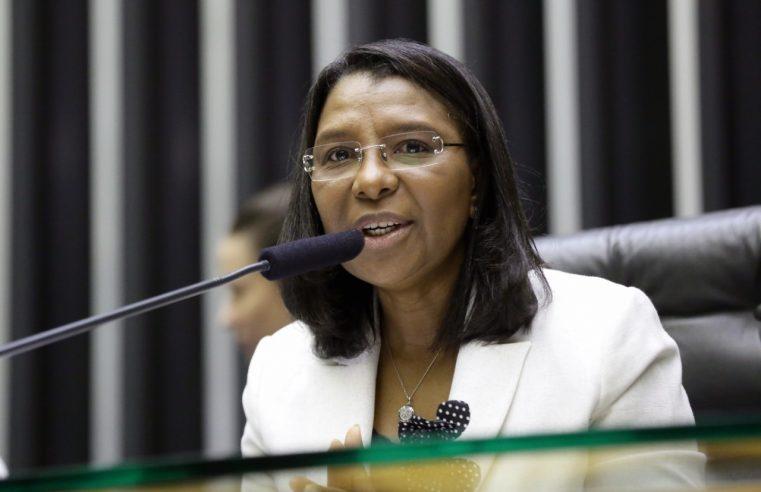 Deputada Rosangela Gomes é  eleita para ocupar a 4ª Secretaria