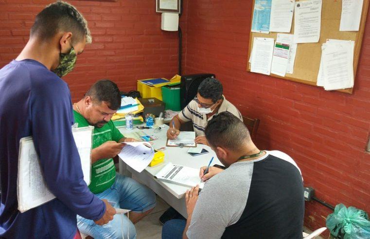 Prefeitura promove Operação de  Fiscalização em táxis boats de Itacuruçá
