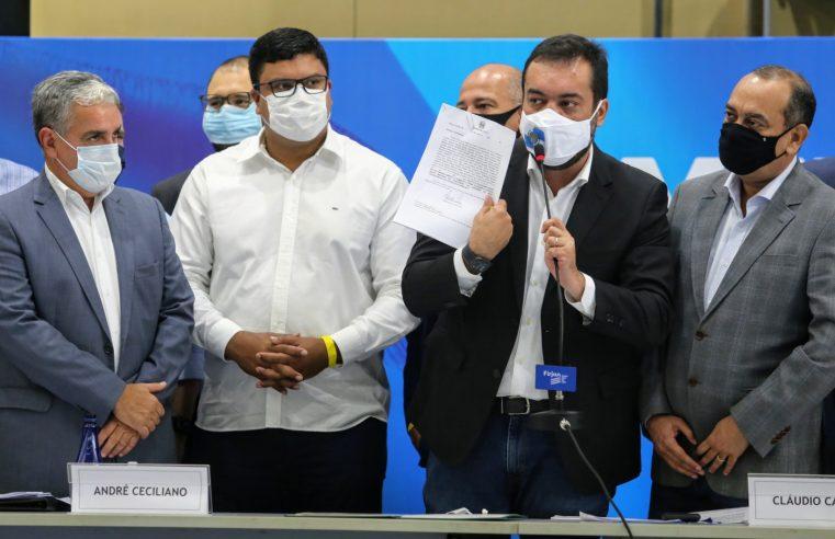 Lei que garante auxílio emergencial de até R$ 300 é sancionada