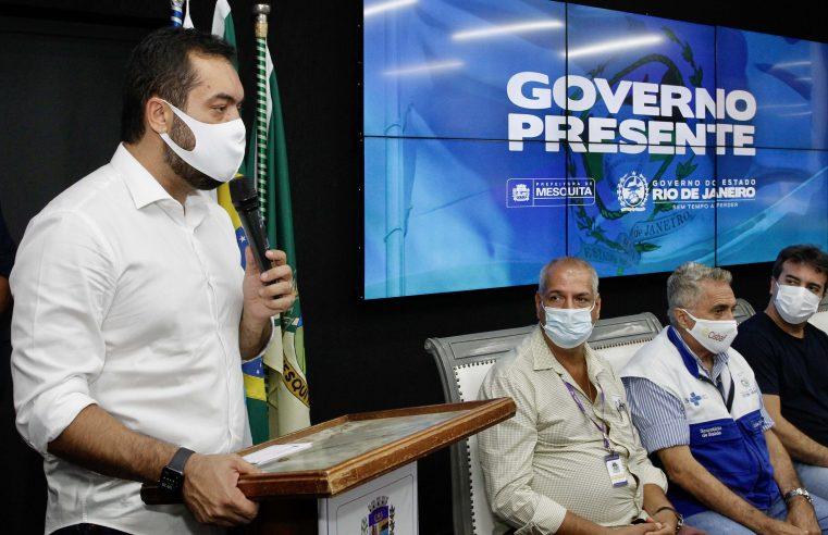 Governo do Estado repassa mais de R$ 18 milhões em recursos para unidades de saúde de Mesquita