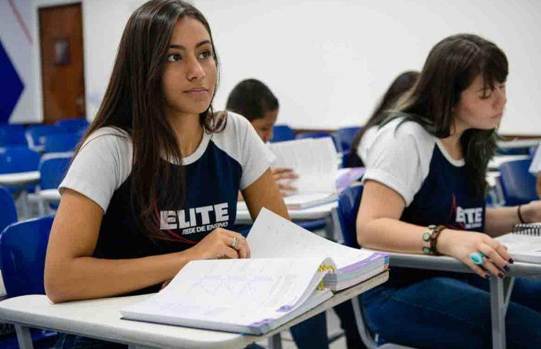 Elite Rede de Ensino está com inscrições  gratuitas abertas para Bolsão 2021