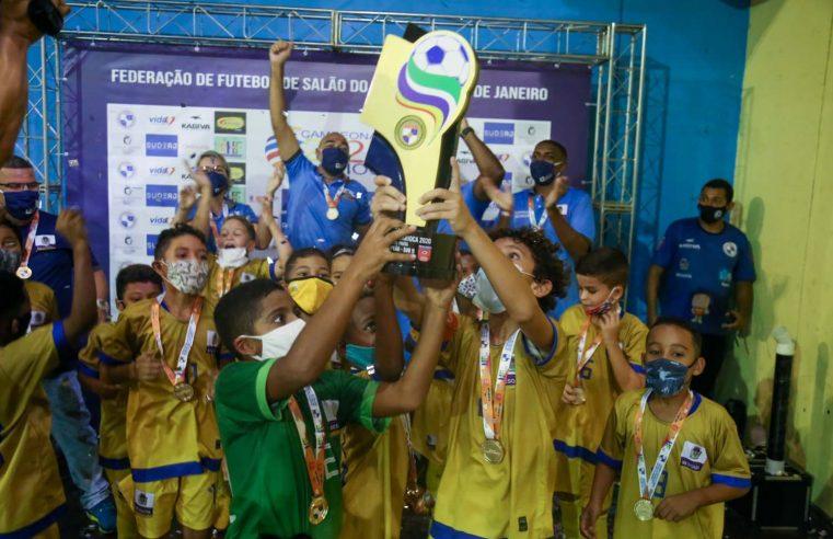 Mesquita Futsal é campeão no Campeonato Carioca de Futebol de Salão 2020