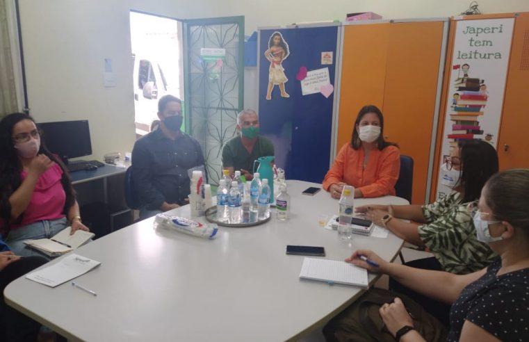 Prefeitura de Japeri debate a criação  de plano de educação ambiental