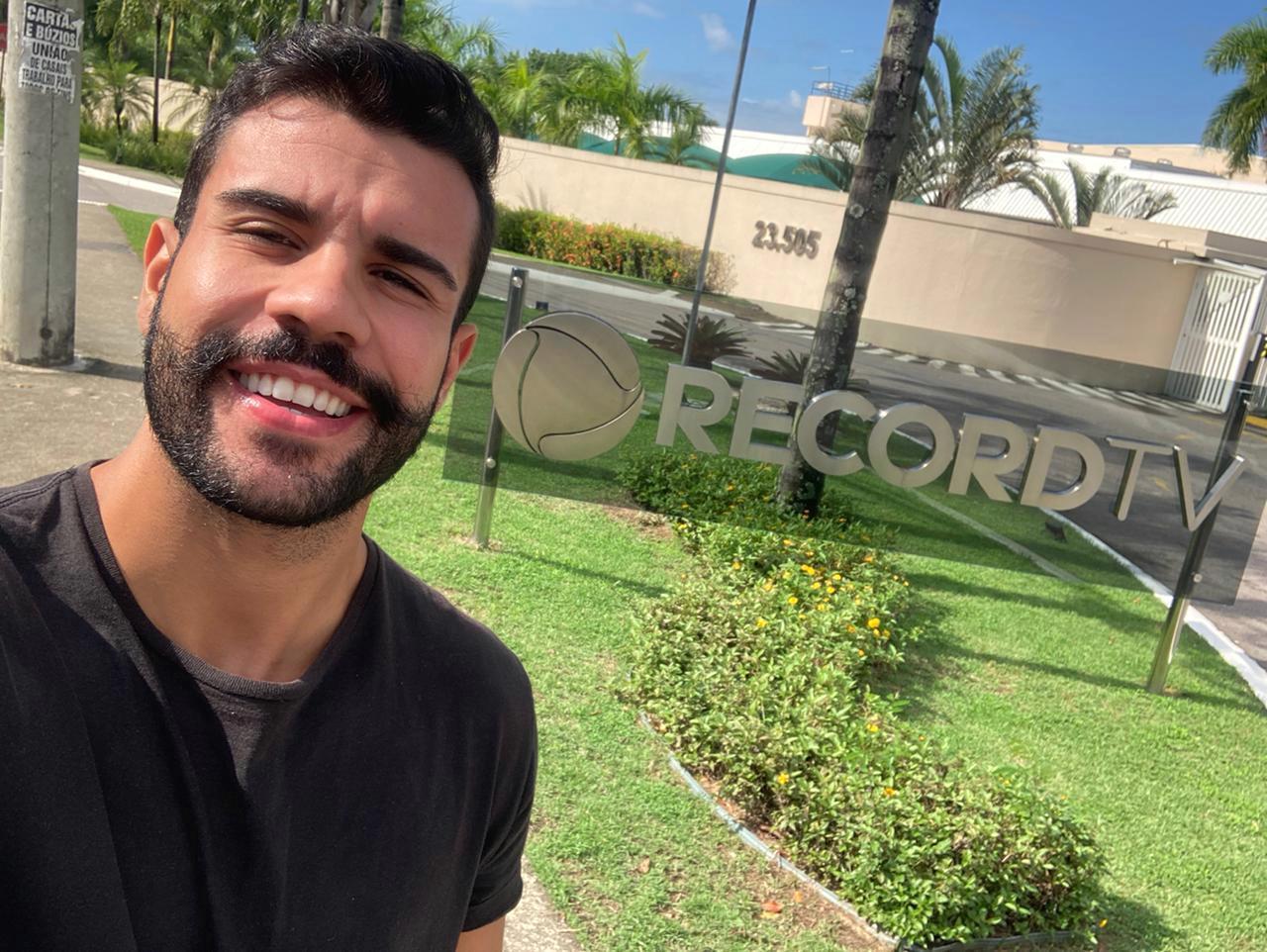 Na telinha da Record TV