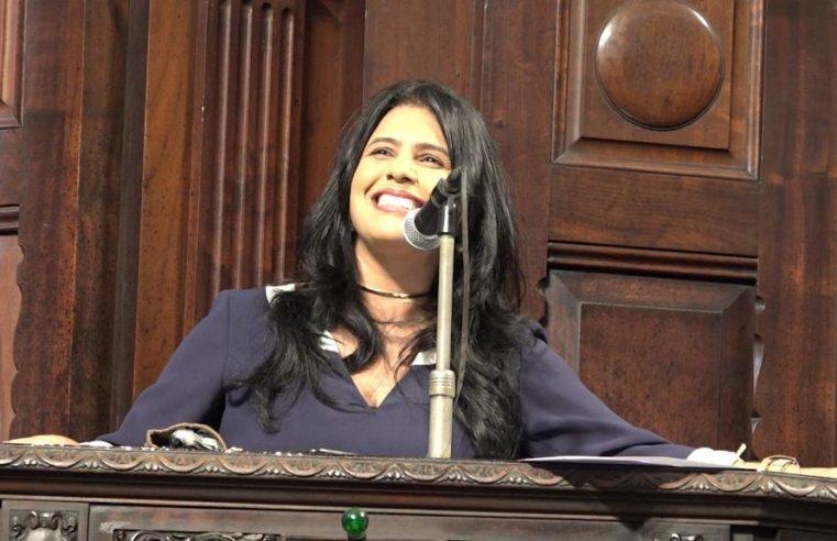 Deputada Rosane Felix é reeleita  presidente da Comissão da Criança na Alerj
