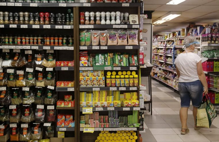 Setor de supermercados  fatura 554 bilhões em 2020