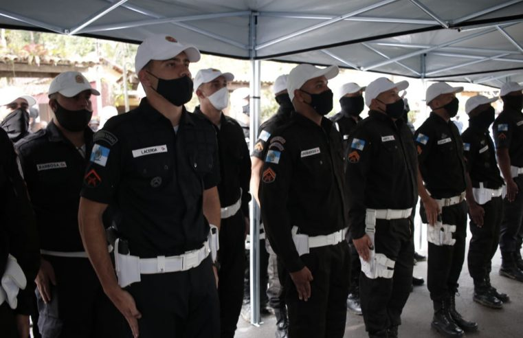 Costa Verde ganha novas unidades  da PM para reforçar segurança