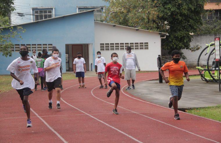 Nova Iguaçu oferece atletismo de alto rendimento para atletas paralímpicos e mira Paris 2024
