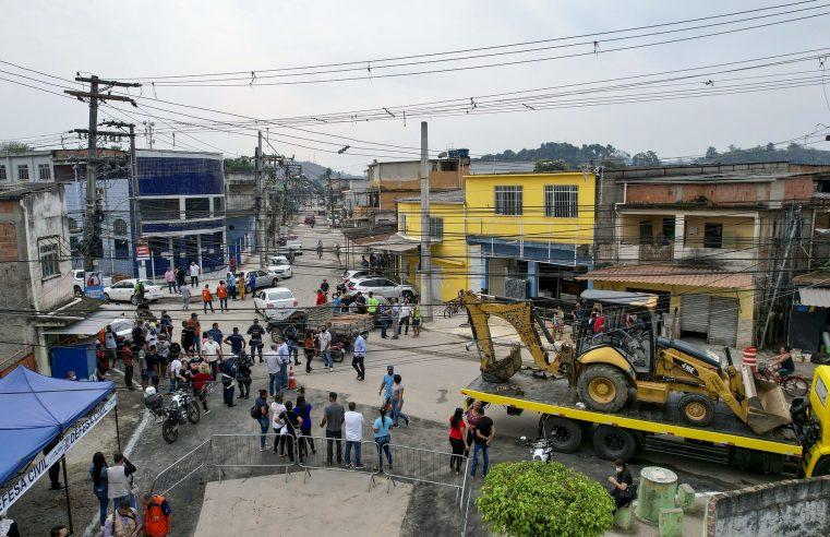 Governo do Rio lança primeiro lote  de obras do programa Estado Presente
