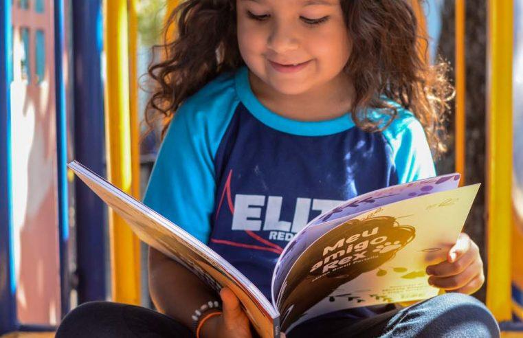 Como anda o desenvolvimento da  leitura e da escrita do seu filho?