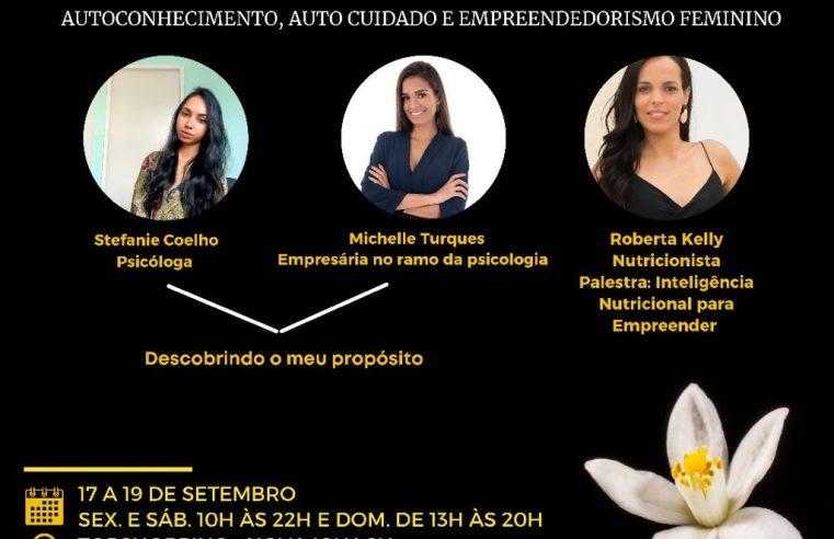 """Evento """"Mulheres em Flor"""" valoriza o  empreendedorismo feminino no TopShopping"""