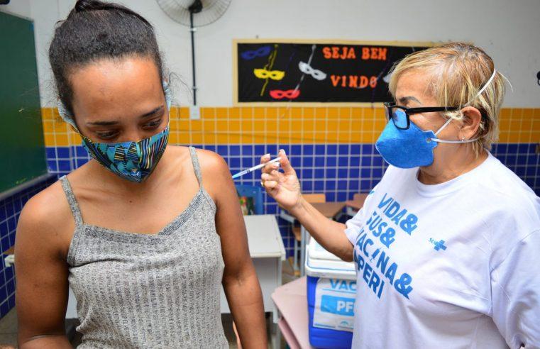 Japeri amplia horário de vacinação contra a Covid-19 nesta quarta-feira